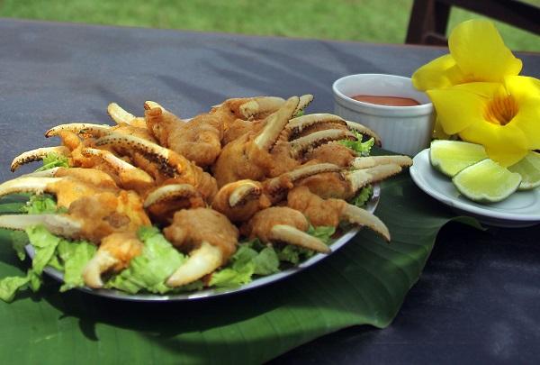 45a13beeb5c3 Crab Claw - Restaurante Bambaê